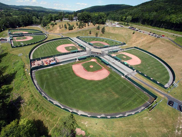 Athletic Field - Cooperstown all-star village