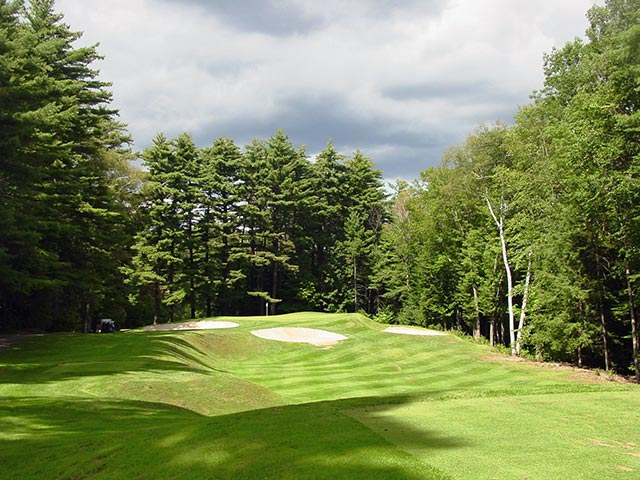 Golf Courses - Sagamore golf