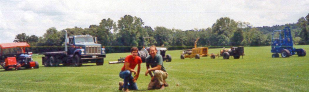 Saratoga Sod - Phil and Steve