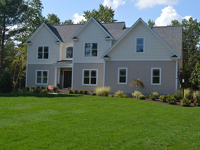 Residential - sod makes your house look amazing