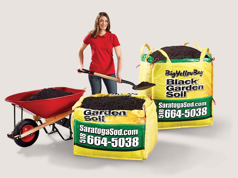 Big Yellow Bag Garden Soil